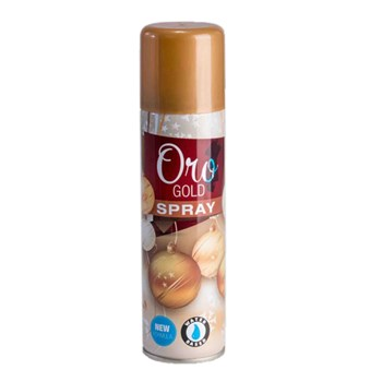 Vernice Spray Oro ml.150