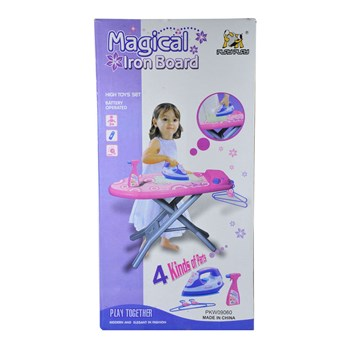 Asse Stiro Baby Magical Iron Board c/Accessori