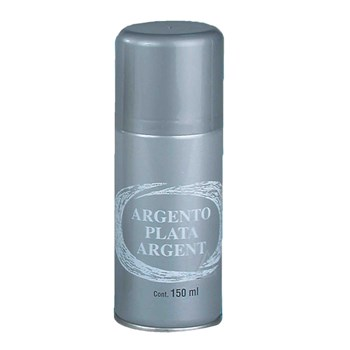 Spray Vernice Argento ml.150